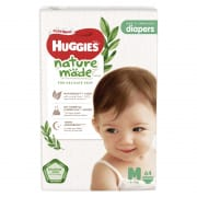 Platinum Naturemade Diapers M 64s