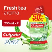 Plax Fresh Tea 2sX750ml