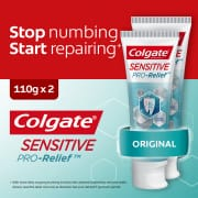Sensitive Pro Relief 2sX110g