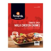 Mala Chicken Chunks 400g