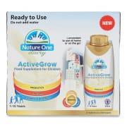Ready-To-Drink Children ActiveGrow Milk 6sX250ml
