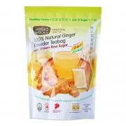 2in-1 Ginger Powder Teabag with Brown Sugar 10s x 12g