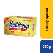 Buttercup Luxury Spread Unsalted 250g