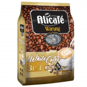 3 In 1 White Coffee Extra Rich 15sX40g