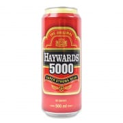 Haywards 5000 S/Strong ALC<8% 500ML
