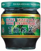 Olive Vegetable With Mushrooms 180g