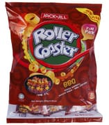 Roller Coaster Potato Rings - BBQ Fun Pack 8sX18g