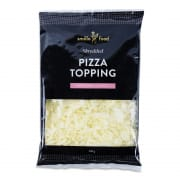 Shredded Pizza Topping 200g