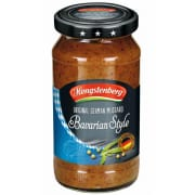 Original German Mustard - Bavarian Style 200ml