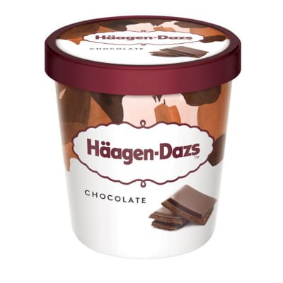 Ice Cream Pint - Chocolate 473ml