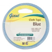 Cloth Tape (Blue) 24mmX12m
