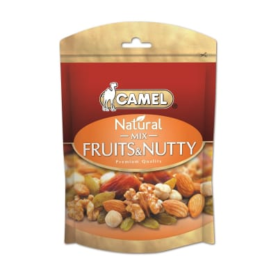 Natural Fruits & Nutty Mix 150g