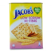 Low Sodium Hi-Fibre Crackers 750g