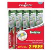 Toothbrush Twister Fresh Medium 5s
