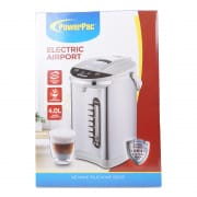 Electric Airpot with 2-way Dispenser and Reboil 4L PPA70/4