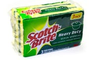Scrub Heavy Duty Sponges 3s
