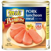 Premium Pork Luncheon Meat 340g