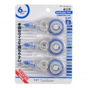 Correction Tape 6mm Ct-Cf6/3p