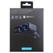 2+2 Direct Socket Fast Charger S32