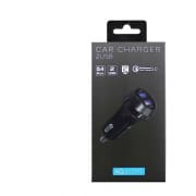 2USB QC CAR CHARGER S34