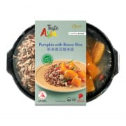 Pumpkin with Brown Rice 370g