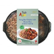 Gong Bao Chicken with Rice 300g