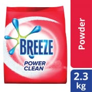 Laundry Powder Detergent Power Clean 2.3kg