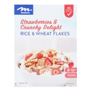 Strawberry & Crunchy Flakes 300g