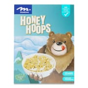 Kids Cereal Honey Hoops 250g