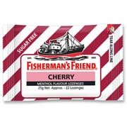 Sugar Free Cherry Lozenges 25g