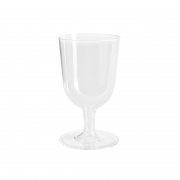 Disposable Wine Goblet 12 pieces (150ml)