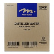 Distilled Water 5.5L 4S