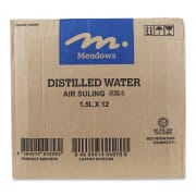 Distilled Water 12sX1.5L