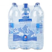 French Mountain Spring Water 6sX1.5L