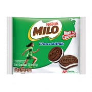 MILO CHOCOLATE AND MILK BISCUIT 408G