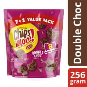 CHIPSMORE DOUBLE CHOC COOKIE MULTIPACK