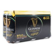 Guinness Foreign Extra Stout Can 6x320ml