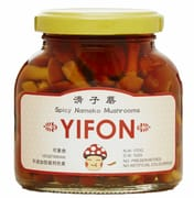 Spicy Nameko Mushrooms 170g
