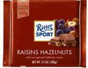 Raisins & Hazelnut 100g