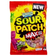Sour Patch Max Sour