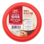 DONGWON Y/BAN R/PORRIDGE WITH TUNA 285G