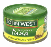 Tuna With Lemon & Pepper 95g
