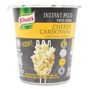 Chessy Carbonara Pasta Cup 40g