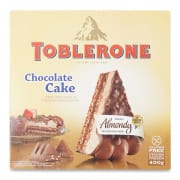 Toblerone Chocolate Cake 400g
