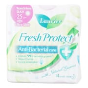 LAURIER FRESH PROTECT DAY 25CM 14PC