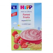 Organic Milk & Cereal - Forest Fruits 6 Months 250g