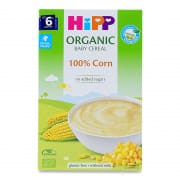Organic Baby Cereal - Baby's 100% Corn 6 Months 200g