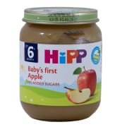 Organic Baby's First Apple 125g