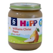 Organic William Christ Pears 125g