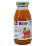 Organic Apple Carrot Juice 200ml
